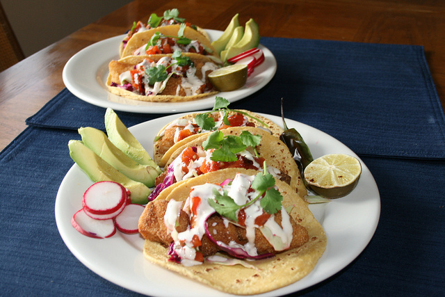 Calories Fish Tacos California Pizza Kitchen