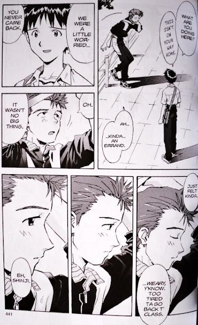 Neon Genesis Evangelion Vol. 6 - Yoshiyuki Sadamoto
