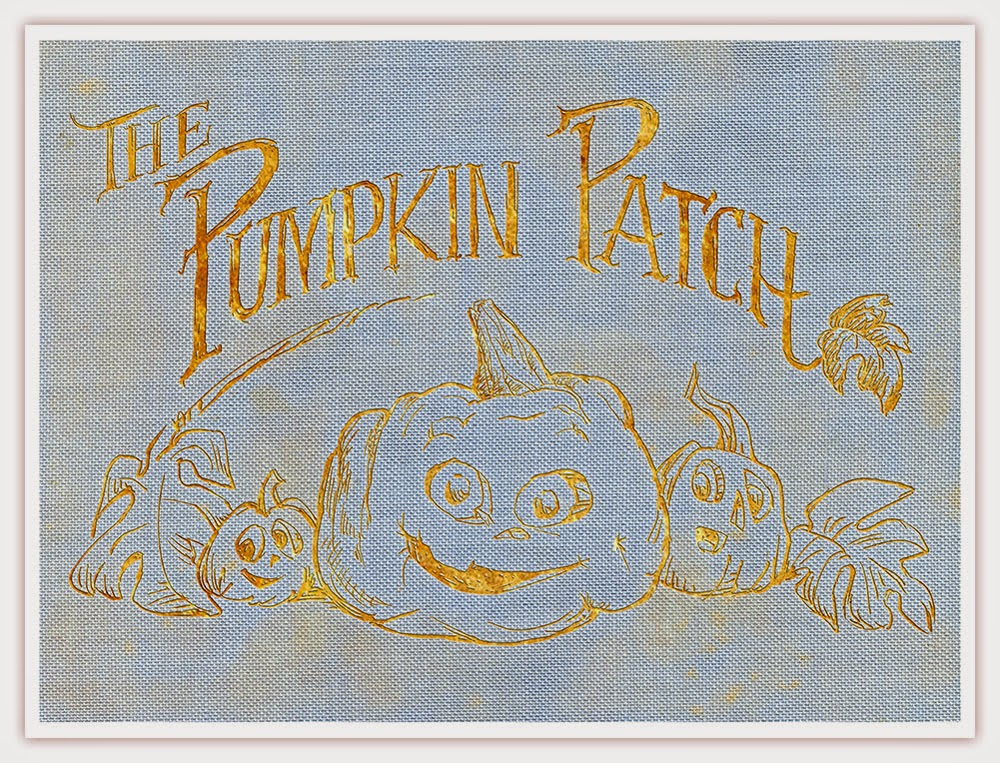 The Pumpkin Patch by Cesare Asaro & Kirstie Shepherd - Promotional Material - Jackolantern - Curio & Co (Curio and Co. OG - www.curioandco.com)