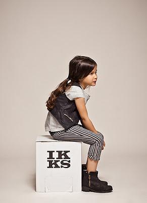 IKKS Girls Collection Spring Summer 2013