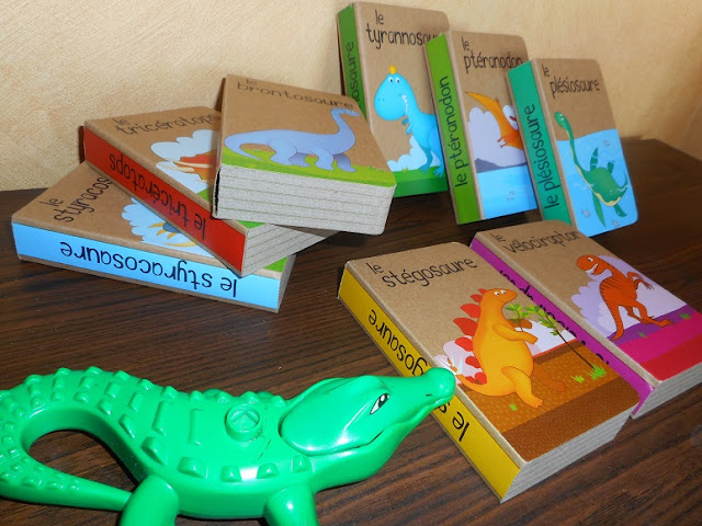 lecture dinosaures