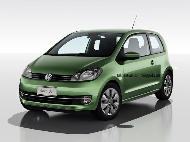 VW Up! Versão Brasileira