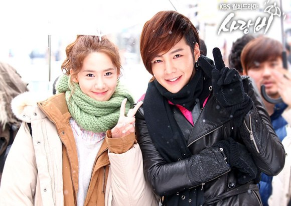 Our Love - janggeunsuk snsd superjunior yoona - main story image