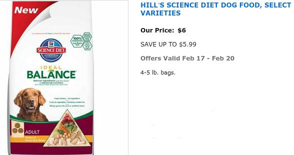 Coupons And Freebies: Free Hills Science Diet Dog Food 5 ...