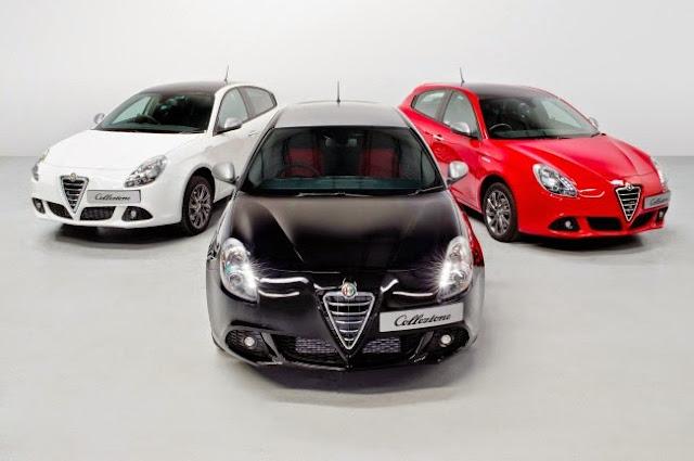 Alfa romeo giulietta 2014 colours