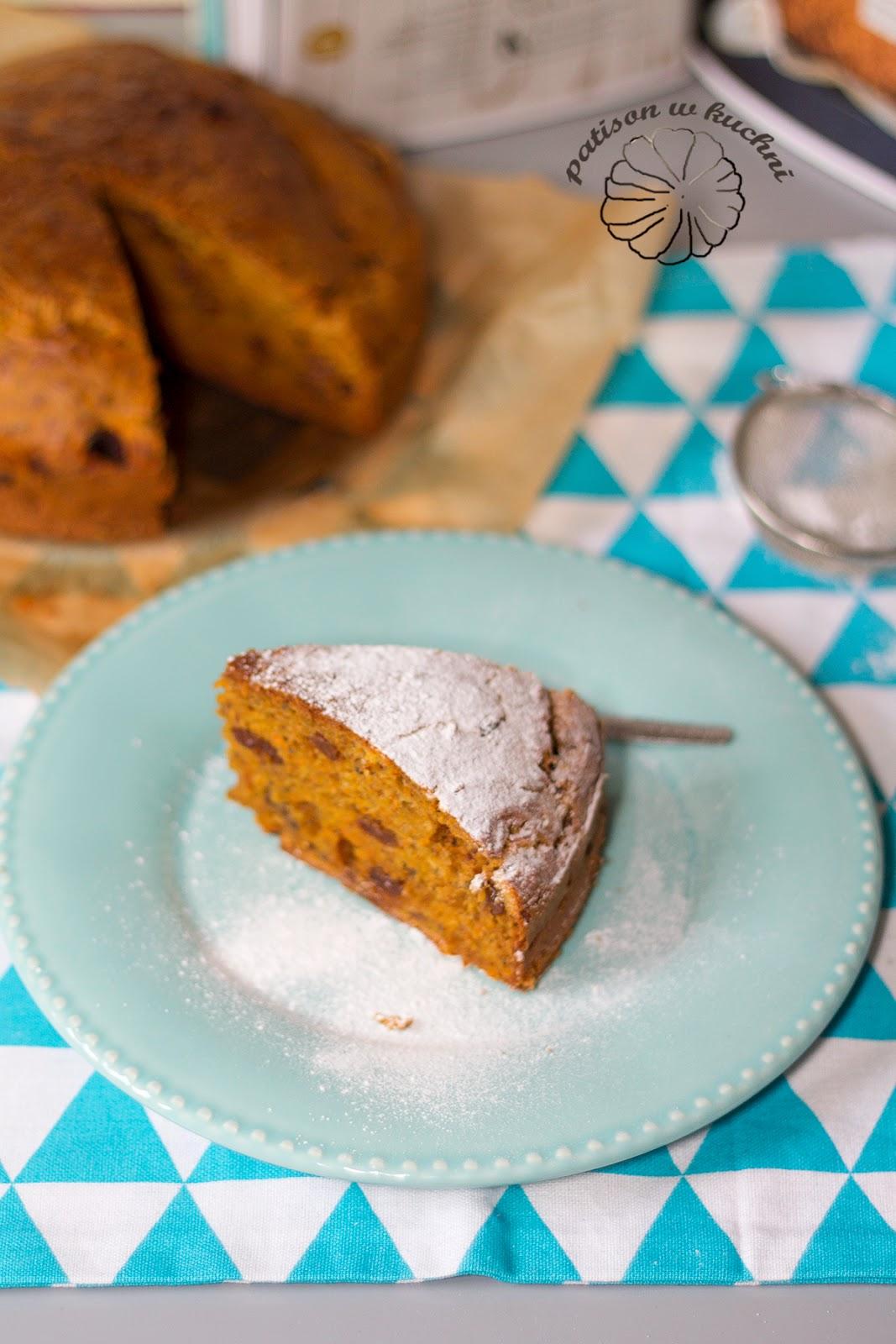 Ciasto marchewkowe. carrot cake