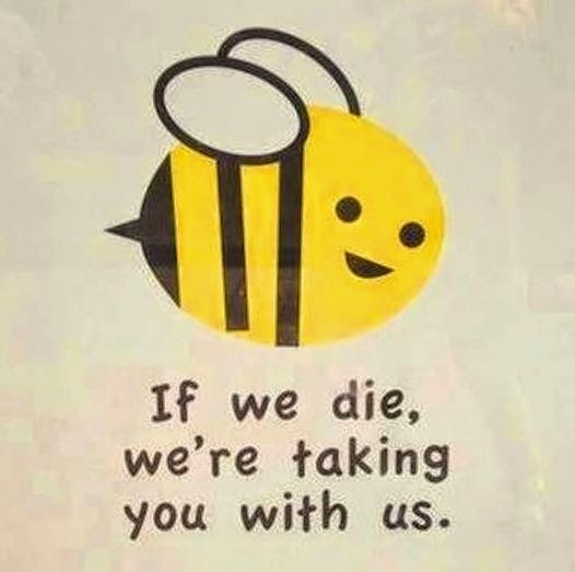 Bee Warning