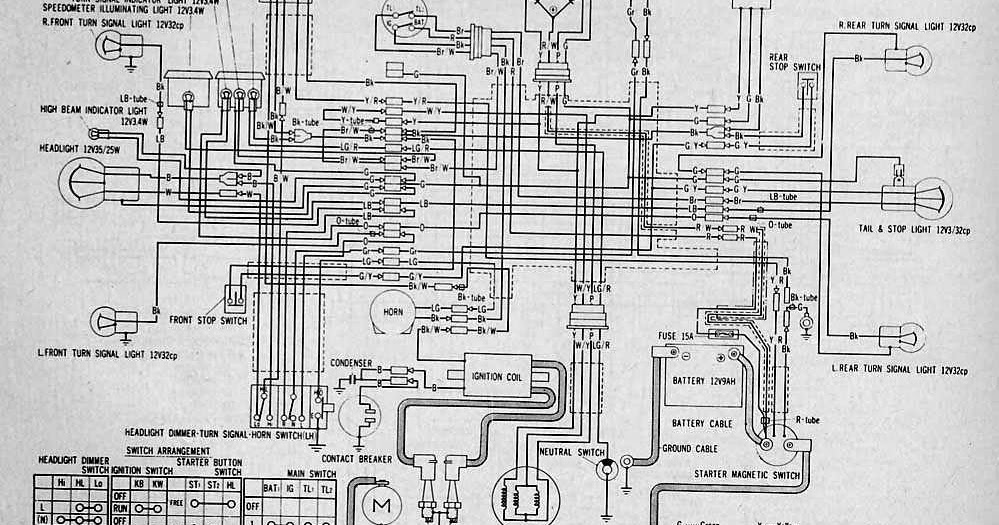 Best Wiring Diagram 74 Cb200 Images - Simple Wiring Diagram Images ...