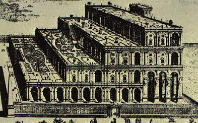 jardines colgantes de babilonia