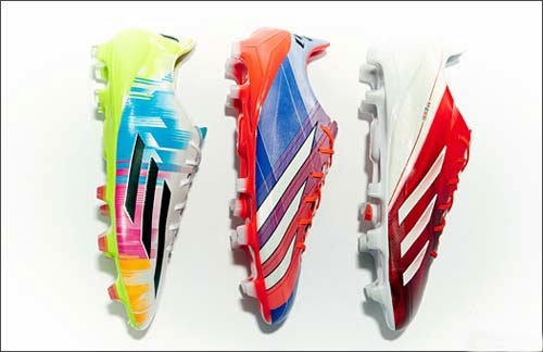 3 Collection adidas F50 Lionel Messi