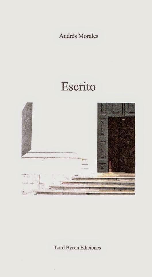"""ESCRITO"" (SEGUNDA EDICIÓN EN CASTELLANO)"