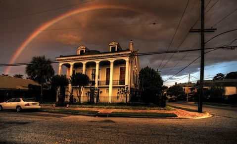 Storm New Orleans