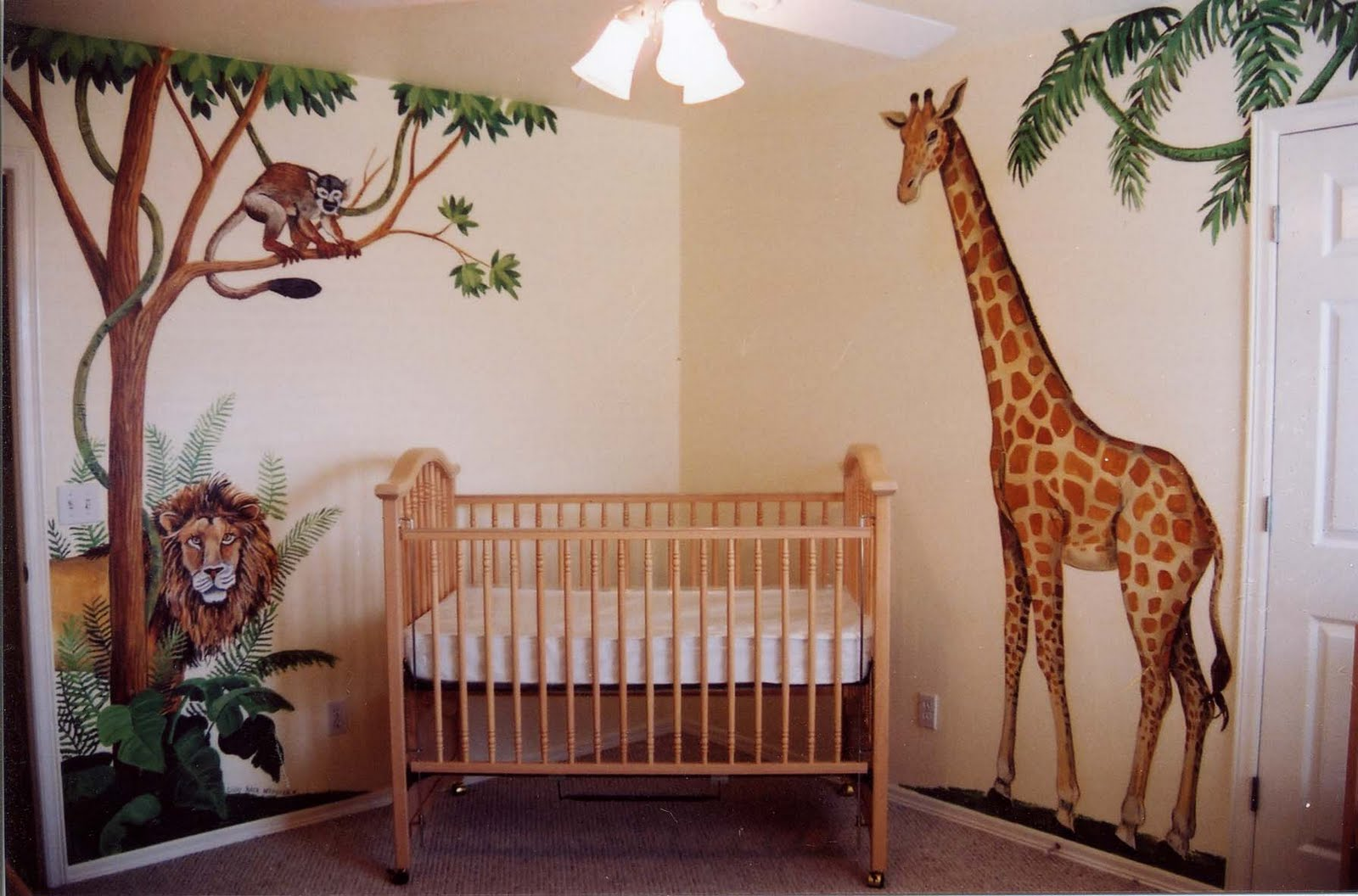 Baby Boy Room Theme Ideas