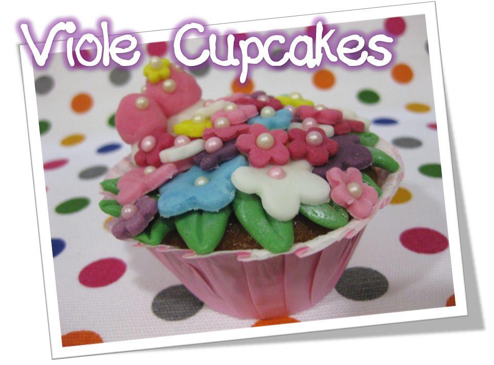 Viole Cupcakes