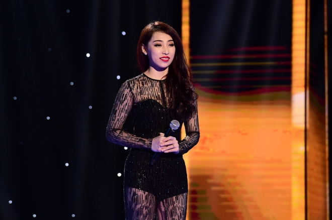 """Hot girl Gia Lai mang tên Công Nghĩa gây sốt trong tập đầu """"Thần tượng Bolero"""""""