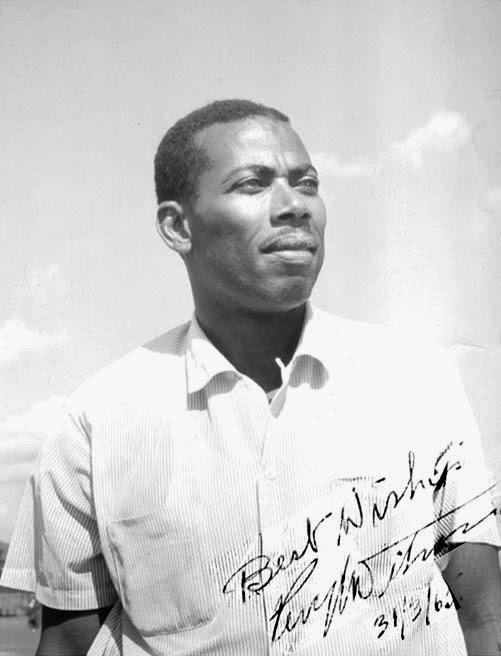 P.G. Wilson, ca 1964