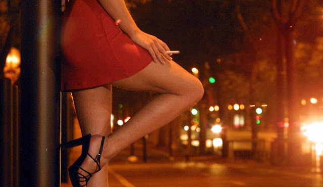 Alasan Menjadi Wanita Malam