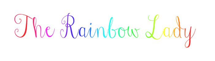The Rainbow Lady Blog