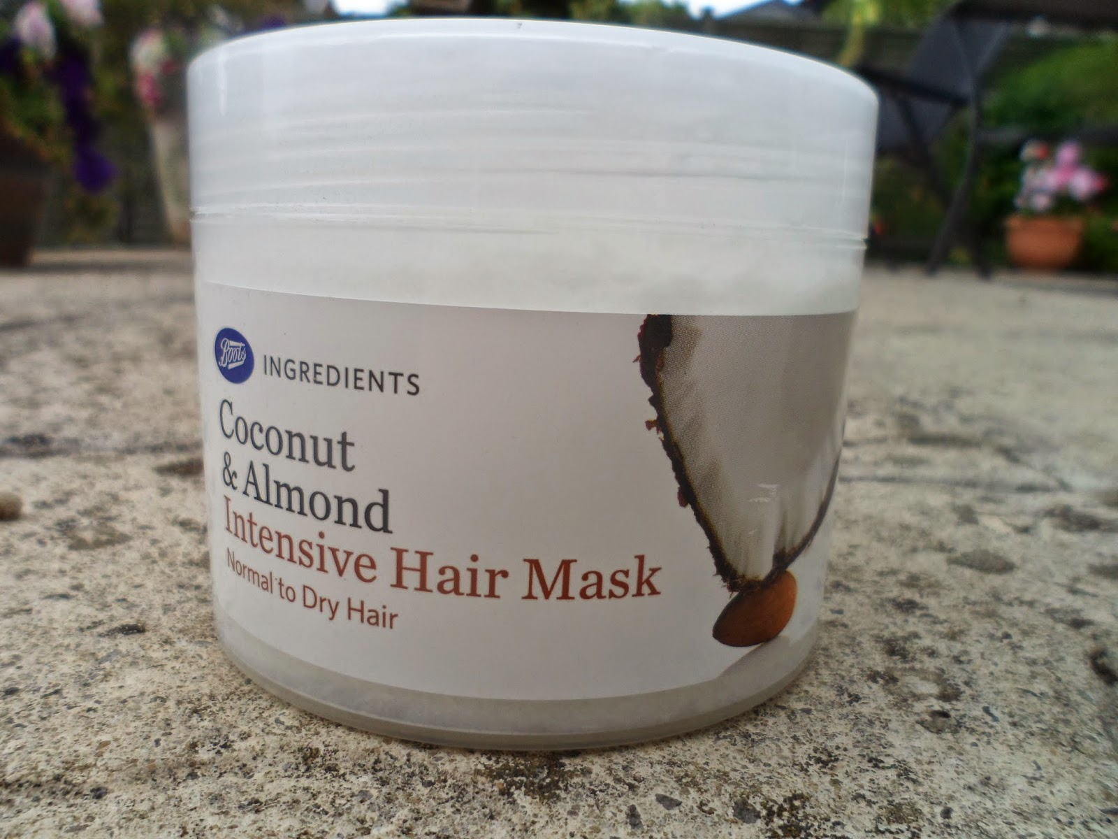 Boots Ingredients Coconut Amp Almond Intensive Hair Mask