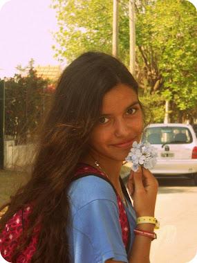 """Al partir, un beso y una flor, un """"te quiero"""", una caricia y un adiós"""