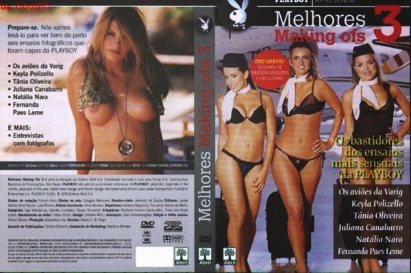 Melhores Making Ofs Vol.03 - Playboy Especial