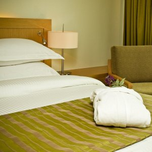 Radisson Blu Anchorage Hotel Business class rooms