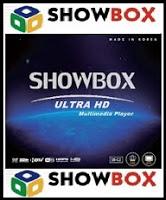 Atualização Showbox Ultra HD de 11/04/13