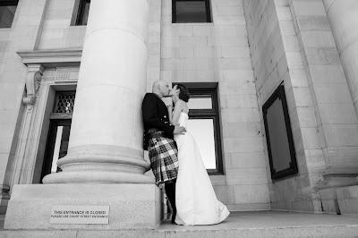 Reno Courthouse wedding photo