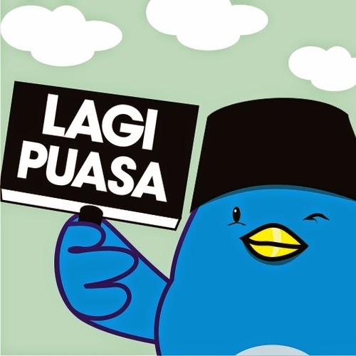 Gambar Puasa Tahun 2014 Kartun Lucu Ramadhan 1436H Twitter