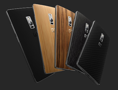 OnePlus 2 is available in 5 different covers
