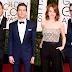 Muitas fotos do red carpet do Golden Globe Awards 2015