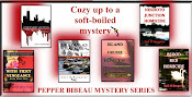 Pepper Bibeau Mystery Series - Get cozy with a soft-boiled whodunit