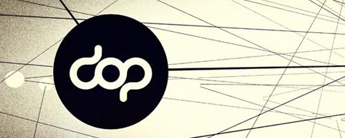 D.O.P. Logo Design
