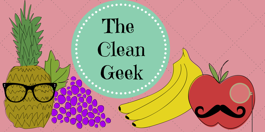 the clean geek