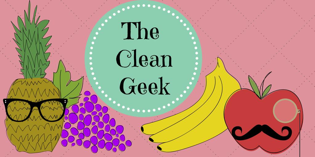 the clean geek