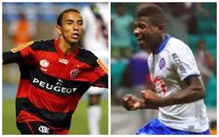 Bahia contrata Rafinha e Flamengo leva Feijão