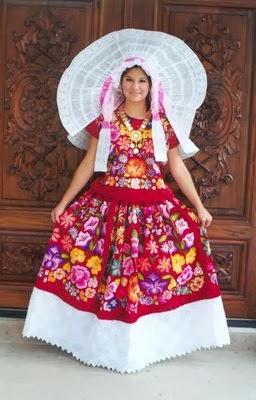 galerias trajes tipicos de oaxaca