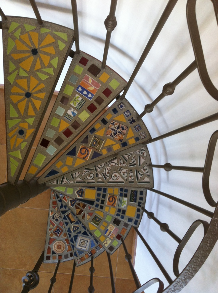 Todav a no sabes lo que te gustan las escaleras de caracol for Formas de escaleras