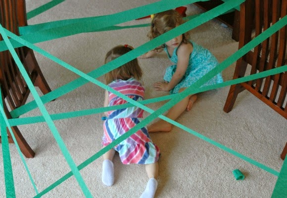 Jungle Theme- Weekly Home Preschool | What Can We Do With Paper And Glue