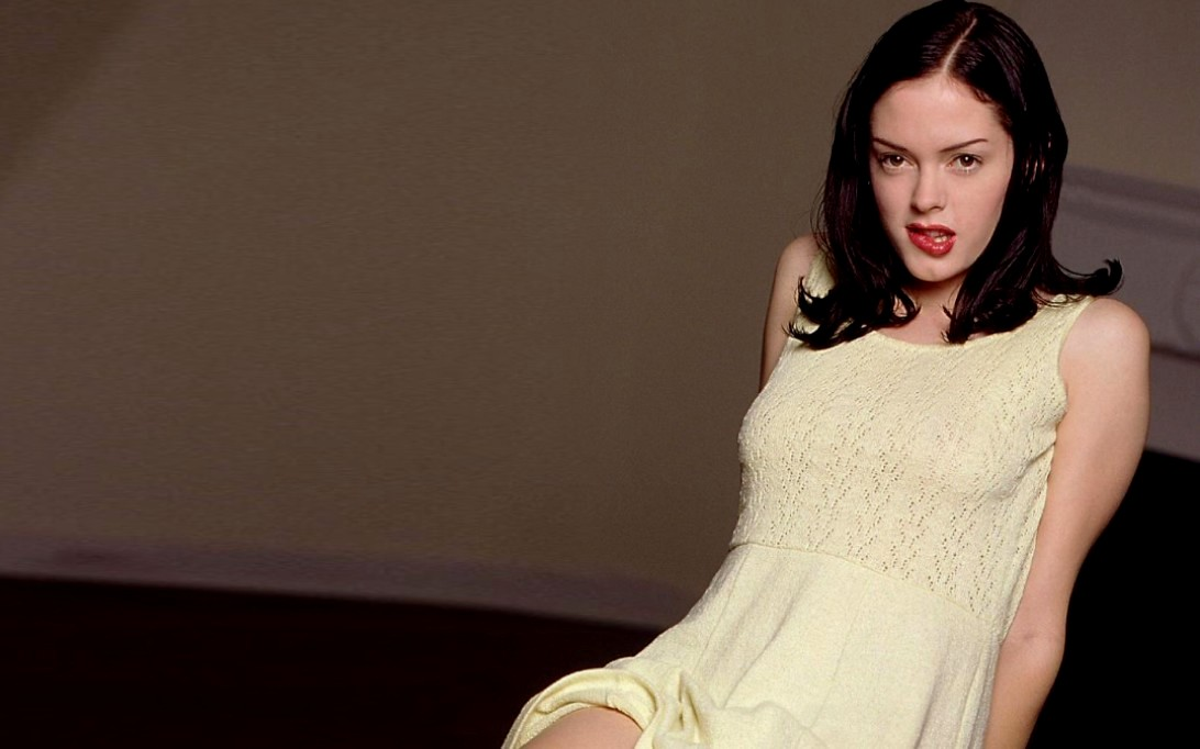 Rose McGowan (Wallpaper 3)