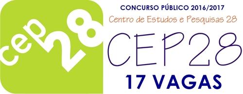 Apostila Concurso CEP 28 RJ 2017