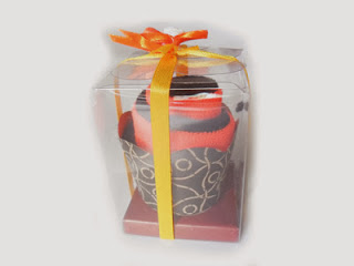 Souvenir Towel Cake Roti Kukus Murah