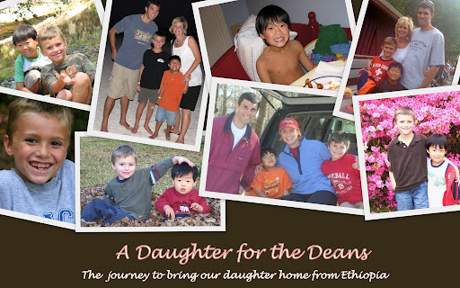 A Daughter for the Deans