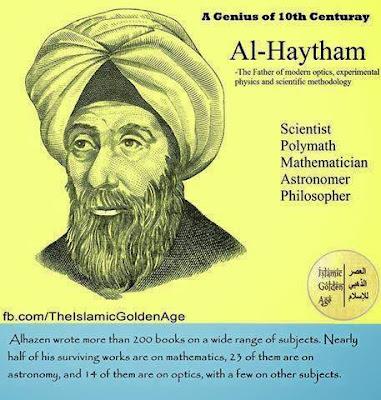 The First True Scientist in World