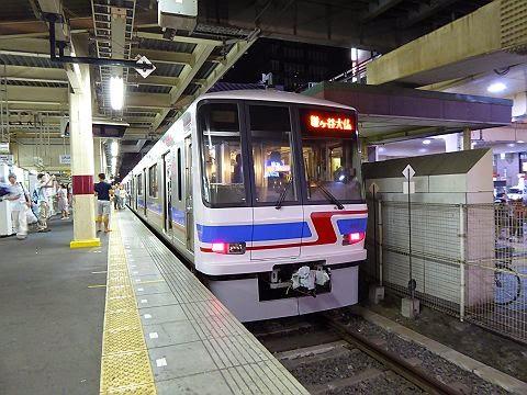 新京成電鉄 鎌ヶ谷大仏行き 8900形