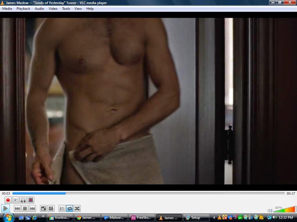 Maslow nude james Nude Celebrities