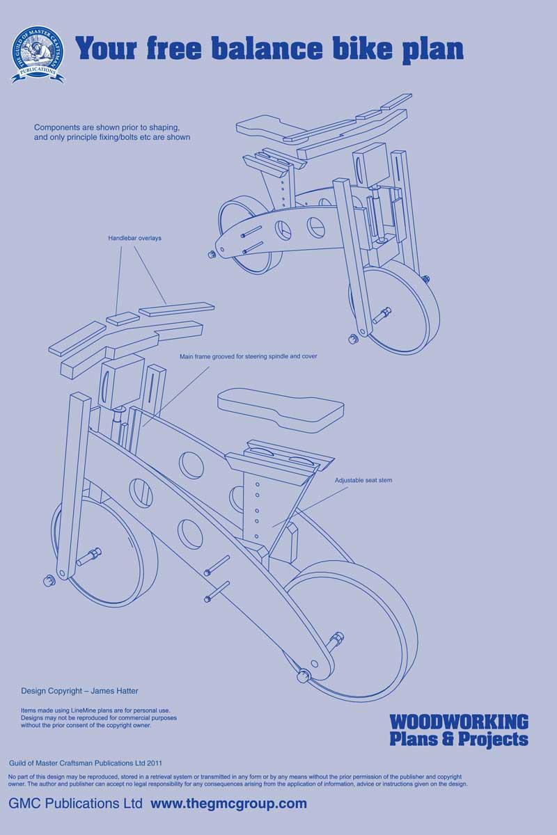 Babycycles fabriquer une draisienne for Site pour construire une maison