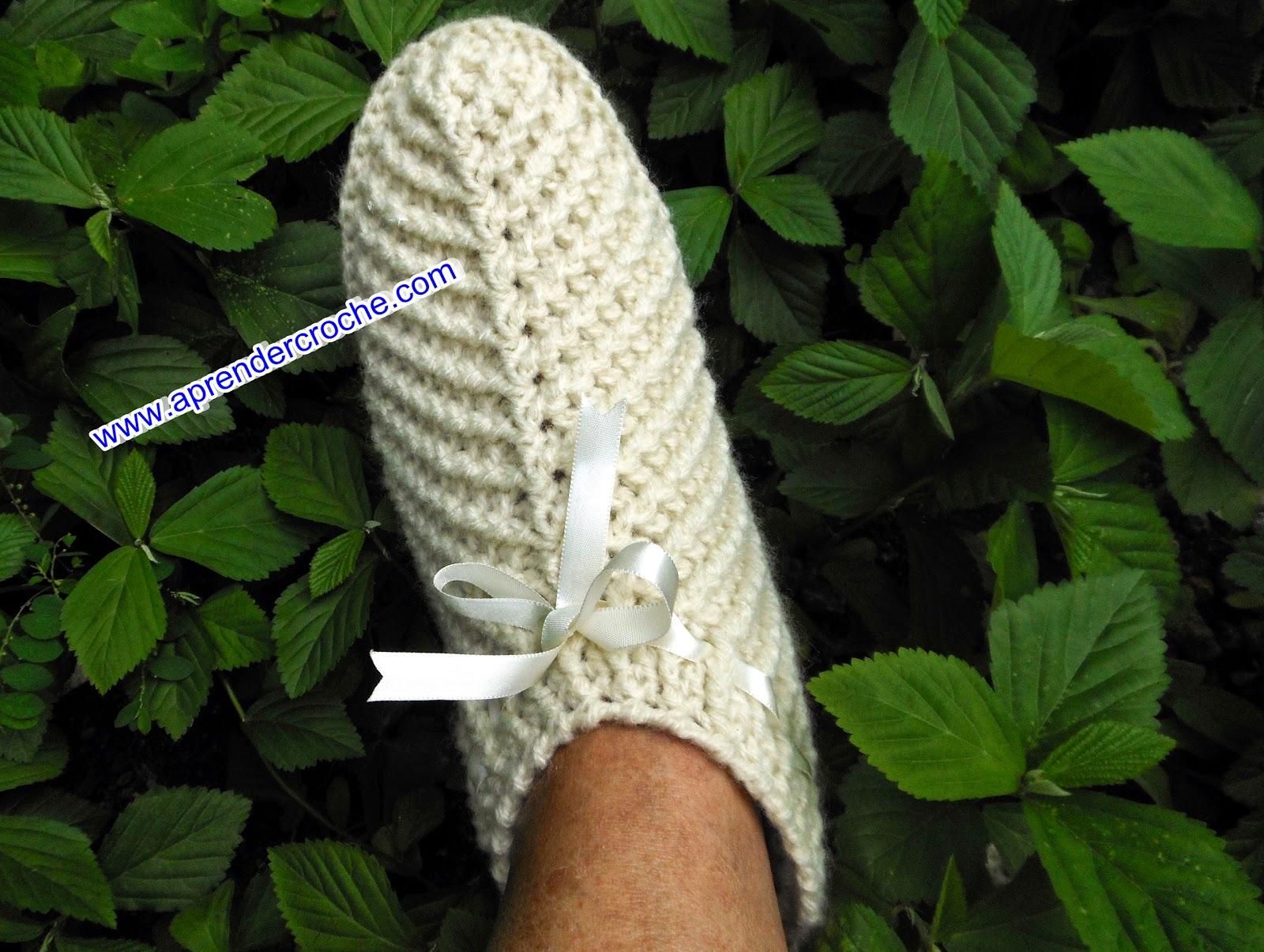 aprrender croche com pantufas amore mollet gratis disponivel dvd na loja curso de croche frete gratis edinir-croche