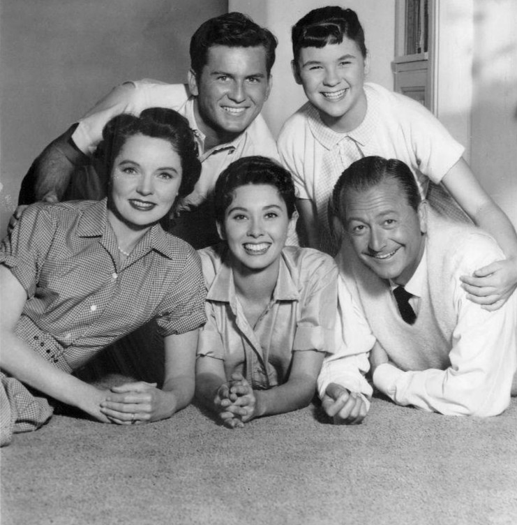 Classic Television Shows Father Knows Best Family