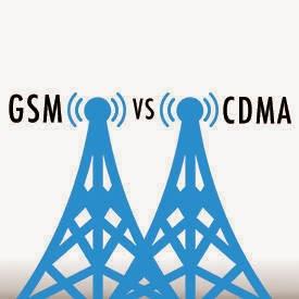 GSM dan CDMA